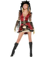 Seven Seas Seductress Adult Costume
