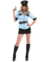 Officer Goodbody Adult Costume