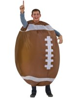 Kick Me Football Inflatable Adult Costume