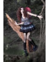 Zombie Fairy Adult Costume