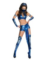 Mortal Kombat - Kitana Adult Costume - X-Small