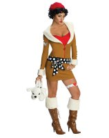 Betty Boop Aviator Adult Costume