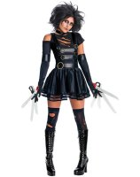 Edward Scissorhands - Miss Scissorhands Adult Costume - X-Small