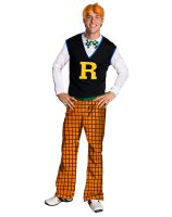 Archie Comics - Archie Adult Costume
