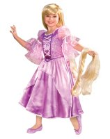 Rapunzel Child Costume - Medium