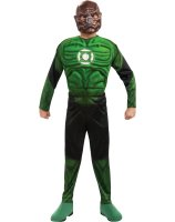 Green Lantern - Kilowog Muscle Child Costume - Small