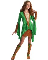Maid Marion Tween Costume - Tween Medium