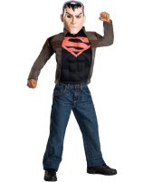 Young Justice - Superboy Child Costume - Small