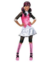 Monster High - Draculaura Child Costume - Small