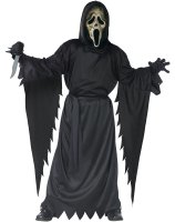Scream 4 - Zombie Ghost Face Child Costume
