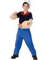 Popeye Child Costume