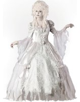 Ghost Lady Elite Collection Adult Costume - Small