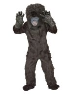 Gorilla Child Costume - Medium (8/10)