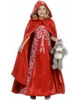 Princess Red Riding Hood Child Costume - 8