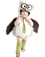 Owl Infant - Toddler Costume - 12/18 Months