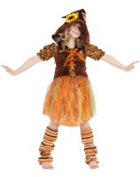 Serena the Scarecrow Child Costume - 4