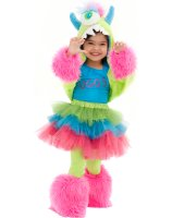 Uggsy Monster Child Costume - Small/Medium