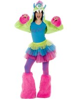 Uggsy Monster Tween Costume - Tween