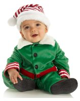 Baby Elf Infant - Toddler Costume - Toddler (4-6)