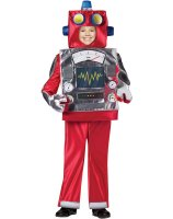 Retro Robot Child Costume