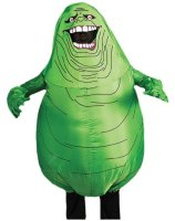 Ghostbusters - Inflatable Slimer Adult Costume - One-Size (Standard)
