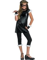 The Amazing Spider-man - Black Cat Girl Pre-Teen - Teen Costume