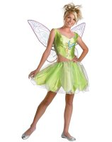 Disney Faeries Tinker Bell Tween - Teen Costume
