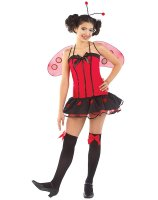 Little Miss Ladybug Tween Costume