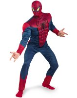 The Amazing Spider-Man Classic Muscle Adult Plus Costume