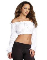 Pretty 'n Peasant Adult Top - Small/Medium