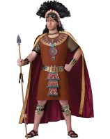 Mayan King Adult Costume - Large