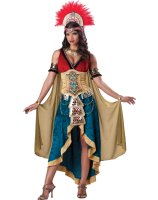 Mayan Queen Adult Costume - X-Large