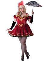 Circus Cutie Adult Plus Costume - 3XL