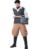 Dashing Director Adult Plus Costume