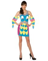 What a Hoot! Owl Adult Costume - 2-4 XS