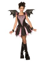 Sweetheart Bat Adult Costume - 2-4 XS