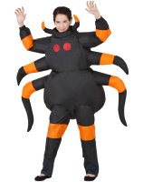 Spider Inflatable Adult Costume