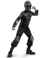 G.I. Joe Retaliation Snake Eyes Classic Child Costume