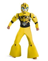 Transformers Bumblebee Animated Deluxe Child Costume