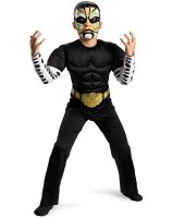 TNA Impact Wrestling Jeff Hardy Classic Child Costume