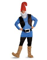 Papa Gnome Adult Plus Costume - XX-Large (50-52)