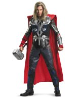 The Avengers Thor Elite Adult Costume - X-Large (42-46)