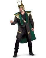 The Avengers Loki Deluxe Plus Adult Costume