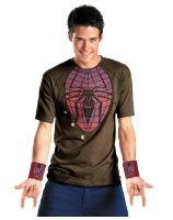 The Amazing Spider-Man Movie Adult Costume Kit - X-Large/XX-Large