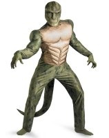 The Amazing Spider-Man Movie - Lizard Muscle Adult Costume - X-Large (42-46)