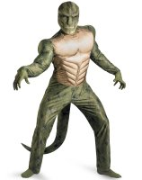 The Amazing Spider-Man Movie - Lizard Muscle Plus Adult Costume - XX-Large (50-52)