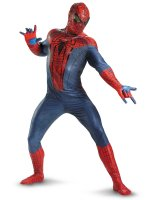 The Amazing Spider-Man Movie Elite Plus Adult Costume