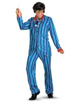 Austin Powers Carnaby Suit Deluxe Adult Costume - X-Large (42-46)