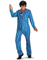 Austin Powers Carnaby Suit Deluxe Plus Adult Costume