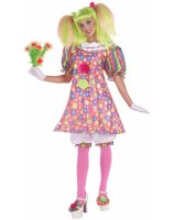 Tickles The Clown Adult Costume - One-Size (Standard)